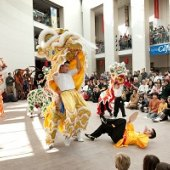 Things to do with kids: Weekend Fun for Boston Kids: Chinese New Year, Puppet Shows & More, Feb 28 - Mar 1