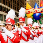 Things to do with kids: Thanksgiving Weekend for NYC Kids: Macy's Parade, Santaland, Dyker Lights