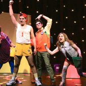 Things to do with kids: Mad Libs Live: A Wordy, Clever Family Musical