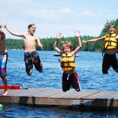 Things to do with kids: Maine Camp Experience Helps Parents Find the Right Sleepaway Camp for Kids