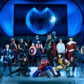Things to do with kids: Marvel Universe Live! Superheroes, Stunts & Explosions Oh My