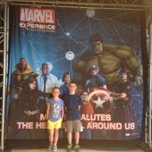 Things to do with kids: Kids Can Become S.H.I.E.L.D. Agents at the Marvel Experience, an Interactive Virtual Attraction