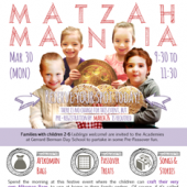 Matzah Mania