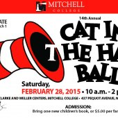 Cat in the Hat Ball 2015
