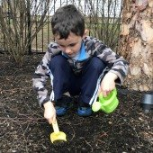 Things to do with kids: 30 Ways to Get Good & Messy: Outdoor Fun with NJ Kids