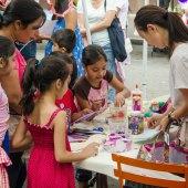 Summer Strolls: Kids' Arts Fair