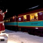 Things to do with kids: All Aboard the Polar Express! Holiday Trains for Families Near NYC