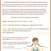 New Mommies & Moms-to-be Mix & Mingle