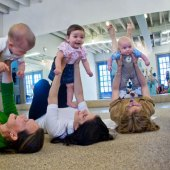 Baby ESWS Music Together  Trial Class