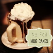 Things to do with kids: WeeWork Kid Recipes: 3 No-Fail Mug Cake Recipes