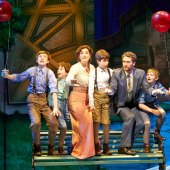 Things to do with kids: Parent Review: 'Finding Neverland' on Broadway with Glee's Matthew Morrison