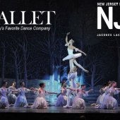 New Jersey Ballet's Nutcracker