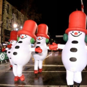 Things to do with kids: Weekday Picks for Philly Kids: Parades, Hanukkah, Santa Nov 30-Dec 4
