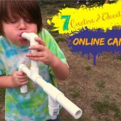 Things to do with kids: 7 Interactive Online Summer Camps: Google, iD Tech and DIY