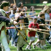 Things to do with kids: Memorial Day Weekend Fun for Philly Kids: Horses, History & Parades May 23-25