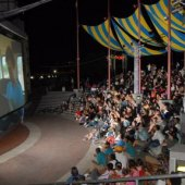 Things to do with kids: Free Outdoor Summer Movies for NJ Families