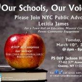 Our Schools, Our Voices