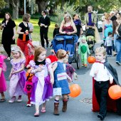 Things to do with kids: Free NYC Halloween Parades for Kids
