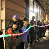 Things to do with kids: Weekend Fun for NYC Kids: Pi Day, St. Patrick's Day, Passover, Pinocchio March 14-15