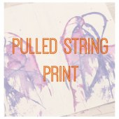 Things to do with kids: WeeWork Kids Craft: Pulled String Prints
