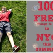 Things to do with kids: 100 Free Things To Do This Summer with Kids in New York City