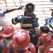Things to do with kids: Where to Meet a Fire Fighter and Learn about Fire Safety in New York City