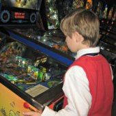 Things to do with kids: Modern Pinball: NYC Kids Can Become Pinball Wizards at this Cool New Arcade
