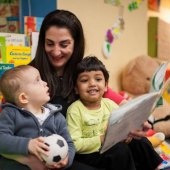 Things to do with kids: PlayTogether NYC Teaches Preschool Kids Through Joyful Learning