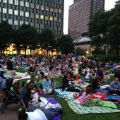 Things to do with kids: Free Summer Outdoor Movies for Boston Families