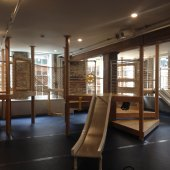 Things to do with kids: Recess d.u.m.b.o.: Brooklyn's New Drop-in Indoor Play Space for NYC Kids