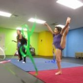 Things to do with kids: Beyond the Bars & Beam: Rhythmic Gymnastics Classes for NYC Kids