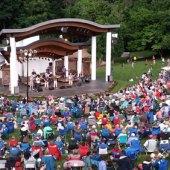 Summer Festival Concerts at Rose Tree Park
