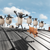 Things to do with kids: Shaun the Sheep Movie Parent Review: Ewe'll Love It!