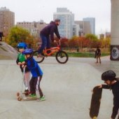 Things to do with kids: Lynch Family Skatepark: Cool, But Is It for Kids?