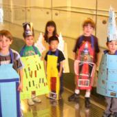 Skyscraper Halloween Costume Workshop