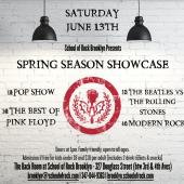 School of Rock BK Spring Show