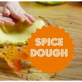 Things to do with kids: WeeWork Kids Craft: Sensory Spice Play-Dough