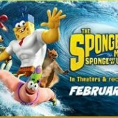 Things to do with kids: The SpongeBob Movie: Sponge Out of Water Parent Movie Review