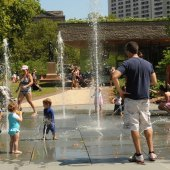 Things to do with kids: Free Water Fun: Splash Pads and Sprinklers at Philly Area Parks