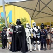 Star Wars Science Day