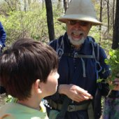 Things to do with kids: Burdock Root & Dandelions: Forage for Edible Plants in NYC with Wildman Steve Brill