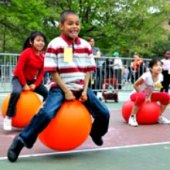 Things to do with kids: Weekend Fun for NYC Kids: Street Games, Free Spring Festivals & Story Pirates April 25-26