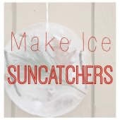 Things to do with kids: WeeWork Kids Craft: Ice Suncatchers