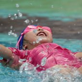 Things to do with kids: Mommy and Me Swim Classes in NYC