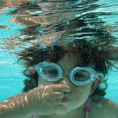 Things to do with kids: Register for Free Swimming Lessons for NYC Kids