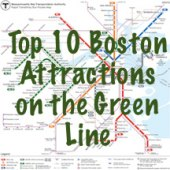 Things to do with kids: Boston's Top 10 Attractions for Kids on the Green Line