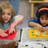 Things to do with kids: Toddler Thanksgiving Craft Workshops Around NYC