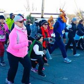 Things to do with kids: Thanksgiving Fun Runs: Kid-Friendly Turkey Trots in the Lower Hudson Valley