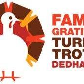 Family Gratitude Turkey Trot 5K and Kids 1/2 Mile