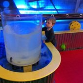 Things to do with kids: NYC's Best Indoor Water Play Spots for Preschoolers